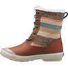 Keen Elsa WP Boots Women Wool Striped
